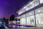 Haus 03 bei Nacht